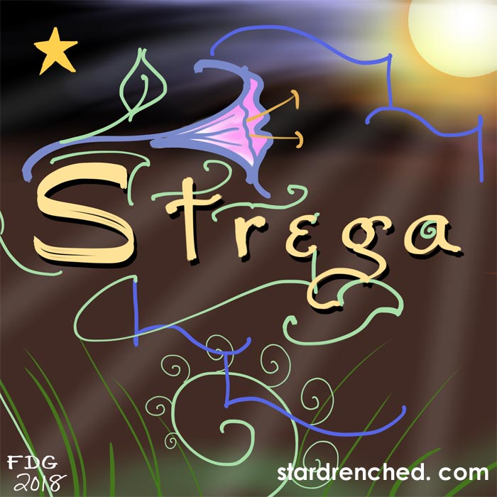 Ask A Strega To Teach You A Spell And Stardrenched