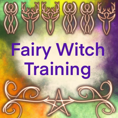 Fairy Witch Training